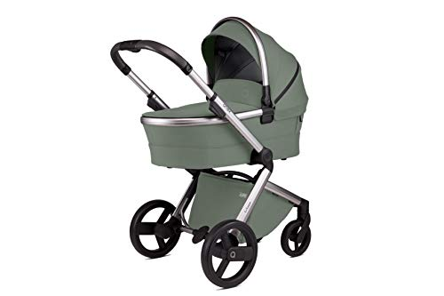 Passeggino combinato Buggy Sport Travel System Anex L/Type (Pesto lt-02t, 2 in 1)
