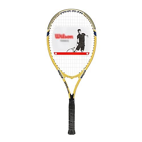 Tennis racket Traje de práctica de Tenis Individual, Traje de Raqueta de Tenis para Principiantes, Tenis de Rebote Libre, Bolsa de Almacenamiento, Amortiguador