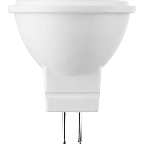 MÜLLER-LICHT 400284 A+, LED Reflektorlampe ersetzt 21 W, Plastik, 3 watts, GU4, weiß, 3.5 x 3.5 x 4 cm
