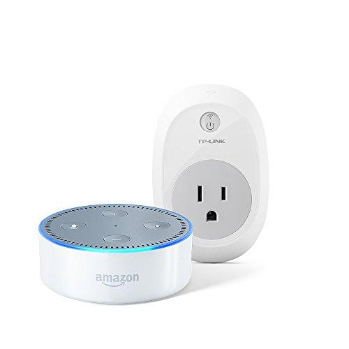 Echo Dot (2nd Generation)+ TP-Link Smart Plug