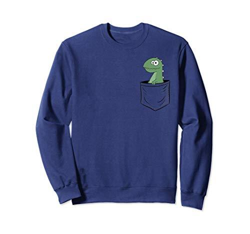 Dinosaurier Trex | Lustiger Dino in deiner Tasche Sweatshirt