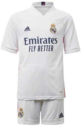 Real Madrid Saison 2020//21 /Équipement Complet /Équipement complet Enfants
