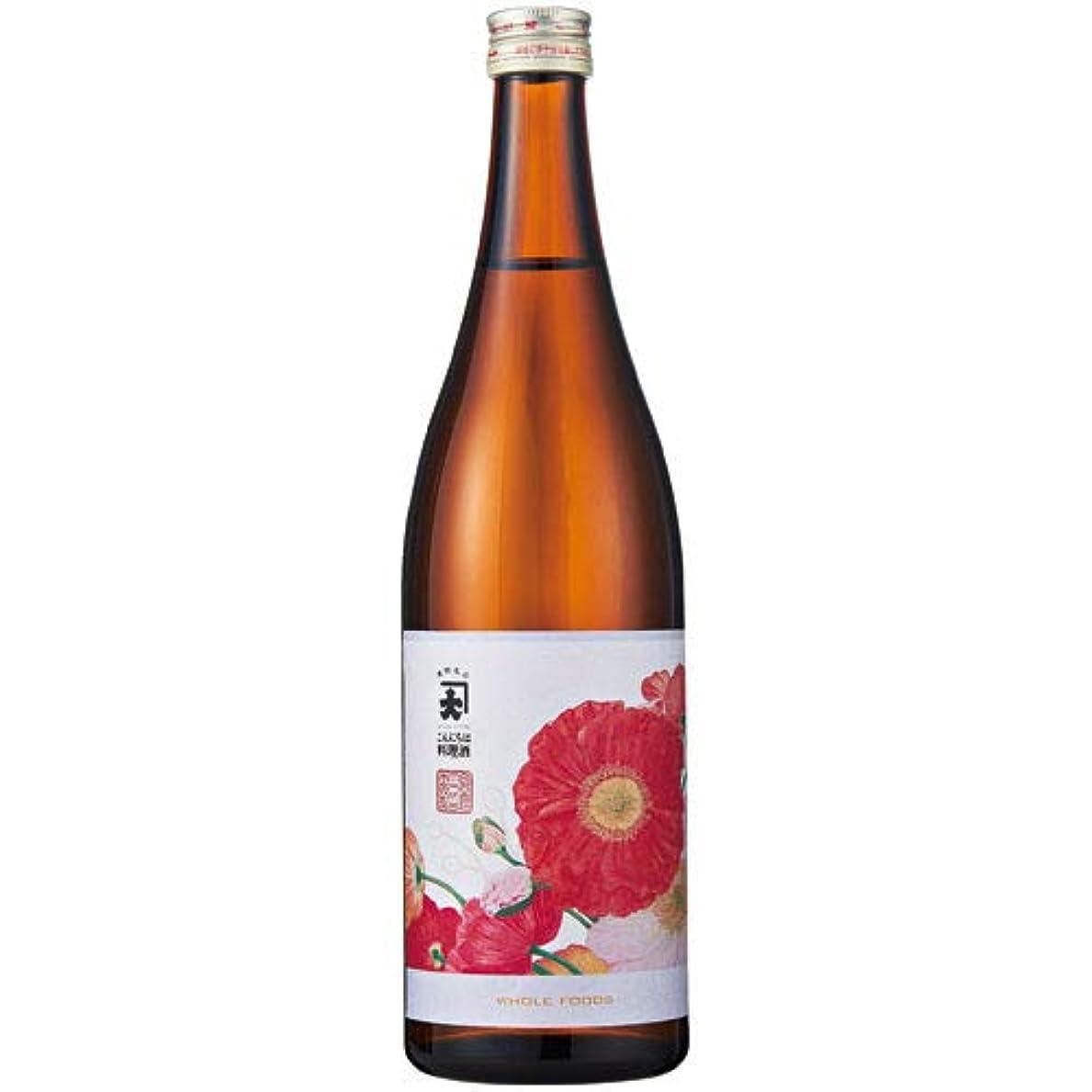 チロ時刻表戦争大木代吉本店 福島県 こんにちは料理酒 720ml