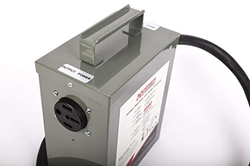 Hughes Autoformers RV220-50-SP, Voltage Booster with Surge Protection, 50 Amp