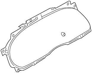 Recommendation Ford 9C2Z-10887-A - GLASS Wholesale C INSTRUMENT