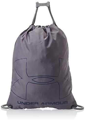 Under Armour Unisex– Erwachsene Sportbeutel Ozsee strapazierfähiger und robuster Turnbeutel, vielseitige Sporttasche mit viel Platz, Blau, Einheitsgröße