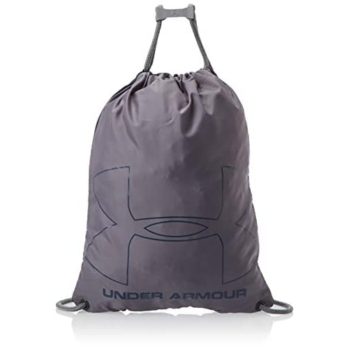 Under Armour Ozsee Sackpack, Zaino Unisex, Blu (Midnight Navy/Graphite 410), Taglia Unica