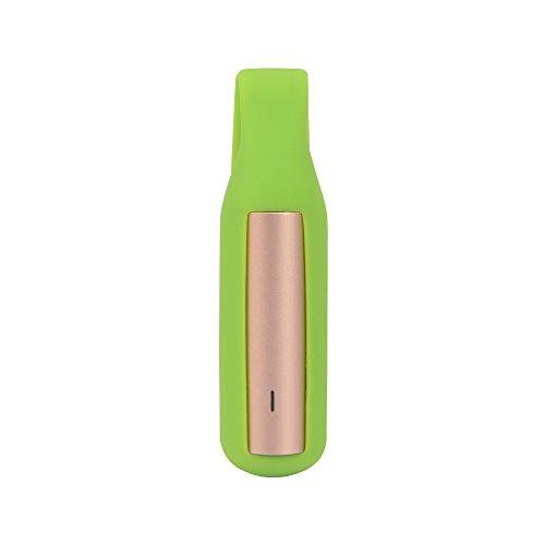 Bemodst® Ersatz-Clip/Halterung für Misfit Ray, Silikon/Stahl, lime