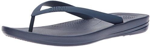 Price comparison product image FitFlop Men's IQUSHION Ergonomic FLIP-Flops,  Midnight Navy,  10 M US