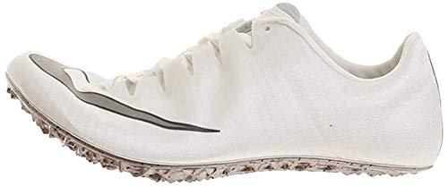 Nike Unisex-Erwachsene Zoom Superfly Elite Leichtathletikschuhe, Mehrfarbig (Phantom/MTLC Pewter/Oil Grey 001), 42.5 EU