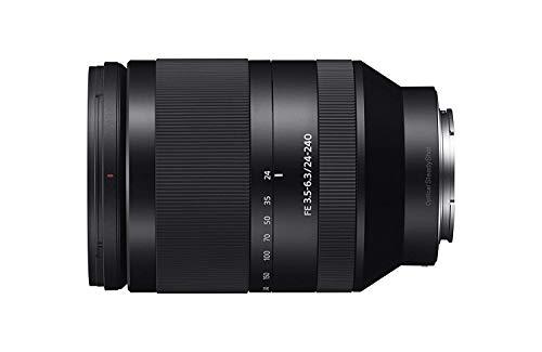Sony FE 24-240 mmf/3.5-6.3 OSS Obiettivo Zoom, Full-frame,...
