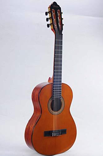 Valencia 260 Series - Guitarra clásica (tamaño 1/2), color natural