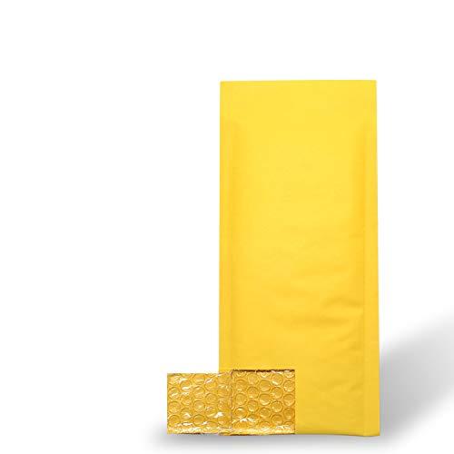 ホワイトナッツ クッション付き封筒 長3サイズ 20枚 セット