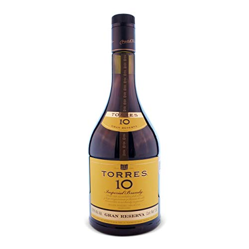 Torres 10, Brandy, 150 cl - 1500 ml