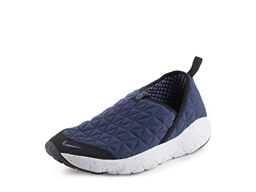 Nike ACG MOC 3.0 Wander-Schuhe atmungsaktive Herren Trekking-Schuhe Sneaker Outdoor-Schuhe Hiking Dunkelblau, Größe:42