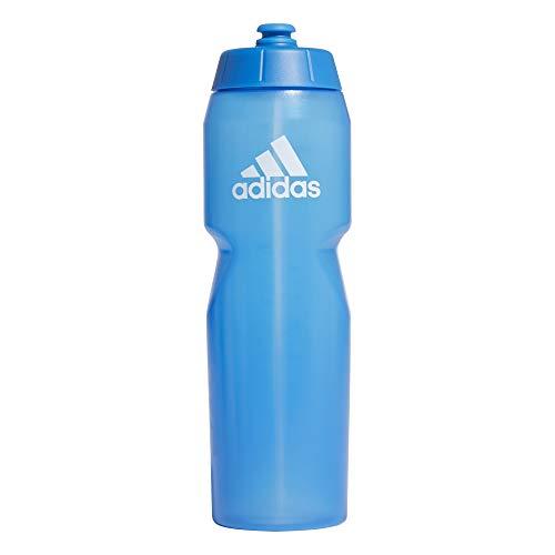 adidas Perf Bottl 0,75 Flasche, Erwachsene, Unisex, Blau/Weiß (Mehrfarbig), Einheitsgröße