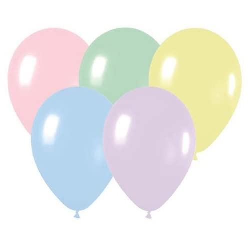 Single Source Party Supplies 782675076909 party Balloons 11 Pearl Peach