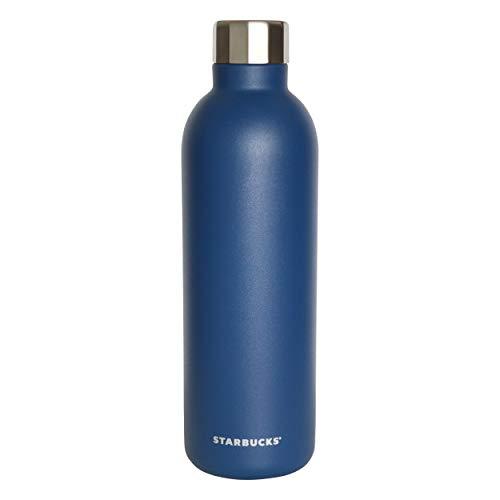 STARBUCKS Water Bottle Blue Edelstahlbecher Wasserflasche Blau 20oz/591ml