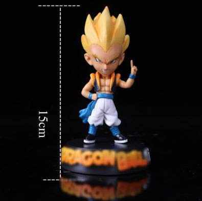 ZYYX Dragon Ball Son Goku, Freezer, Gotenks, Majin Buu Mini