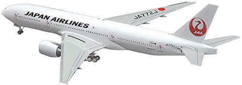 ハセガワ 1/200 日本航空 B777-200 プラモデル 14