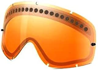 Oakley O-FrameMX Dual Vented Replacement Lens (Persimmon, One Size)