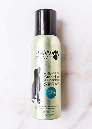 Pawfume Premium Grooming Spray (Blue Ribbon)