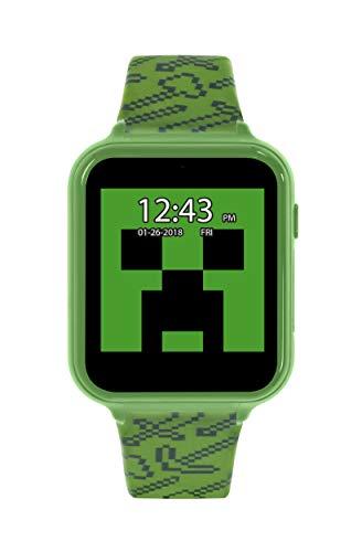 Minecraft Interactive Wristwatch pour Enfants