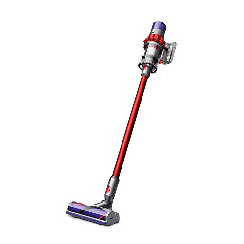 Our #4 Pick is the Dyson Cyclone V10 Stick Vacuum