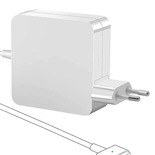 Chargeur pour de Mac Book airr, Rocketek 60W Adaptateur Secteur T-Tip Chargeur de connecteur magnétique T-Tip pour A1425 A1435 1502 Mac Book Pro 13 Retina [Fin 2012, 2013 2014, Début 2015]