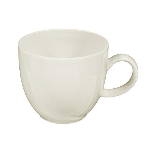 Seltmann Weiden 001.050301 Orlando - Espressoobertasse/Espressotasse - 0,10 l - Porzellan - Cream/Elfenbein
