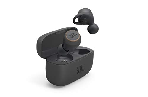 JBL LIVE 300, Premium True Wireless Headphone, Black