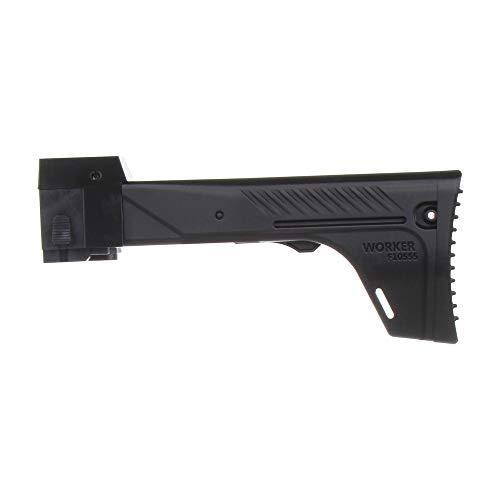 WORKER F10555 3D-Druck Nr. 153 AK-12 Foldin Stock Version A für NERF Blaster