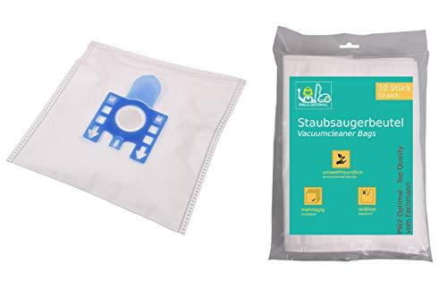PW2 Optimal 20 Stück Staubsaugerbeutel geeignet für Miele Salsa || Miele Salsa 300 (S7 || S7000(-)) optimierter Kunststoffadapter II inkl. Mikrofilter