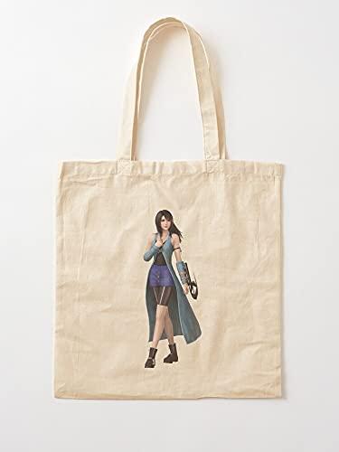 Générique Fantasy Rinoa Heartilly VIII 8 Final | Einkaufstaschen aus Leinen mit Griffen, Einkaufstaschen aus nachhaltiger Baumwolle