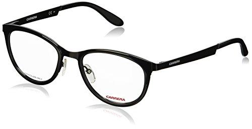 Carrera CA5528 Lentes de Oftálmicos, color Negro, Ancho Lente 51/Largo Varilla 140
