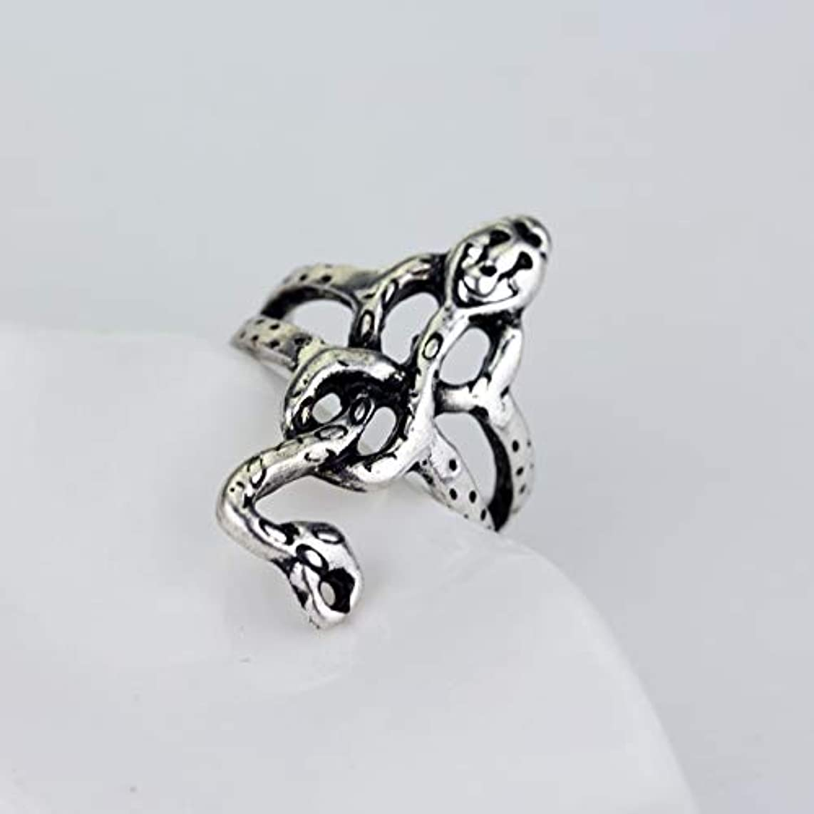 Snake Rings | Men Around Snake Finger Ring | Personality Ornments Ring