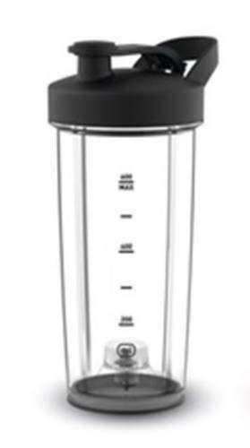 Moulinex Cuenco de plástico con tapa para batidora Freshboost LM181D