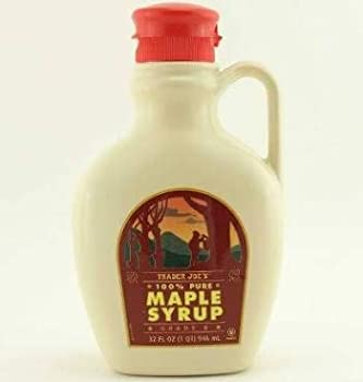 Trader Joes 100% Pure Maple Syrup 32 oz