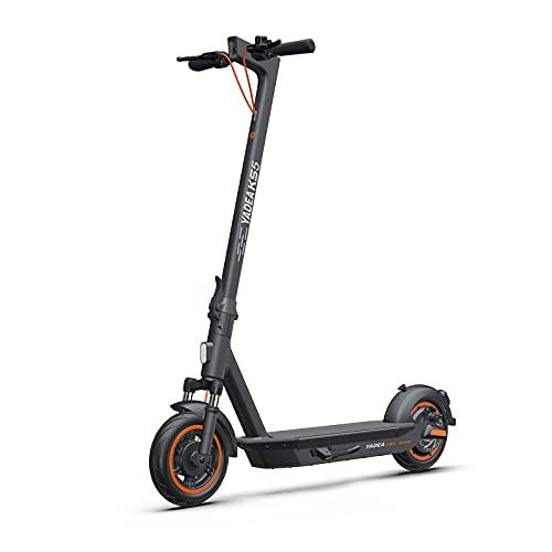 qingqingxiaowu YADEA KS5 Patin Electrico Scooter Electrico para Adulto 30km/H,18.6 mph Control Bluetooth Black