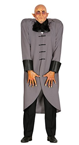 Conde vampiro de Nosferatu Orlok Demetrius traje talla XL