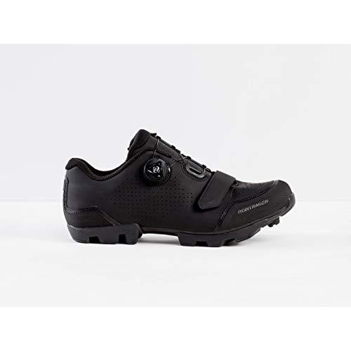 Bontrager Foray 2020 - Zapatillas para Bicicleta de montaña, Color Negro, 45