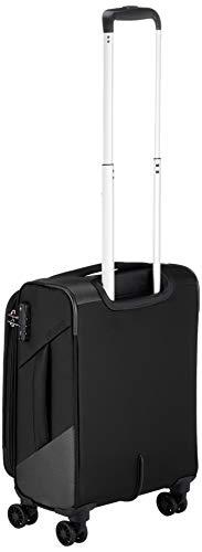 [アメリカンツーリスター]スーツケースカービースピナー54/20エキスパンダブルTSA機内持ち込み可保証付32L54cm2.3kgブラック