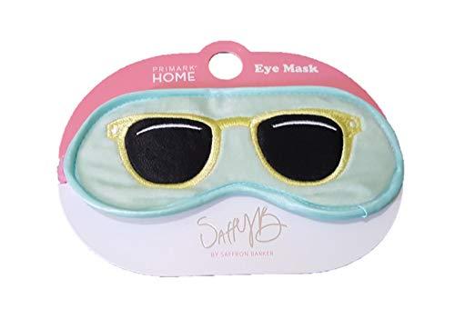 Licensed_Primark Eye Sleep Mask by Saffron Barker Travel Eyeshade for Sleep Lovely Soft Eyepatch Gift New BNWT