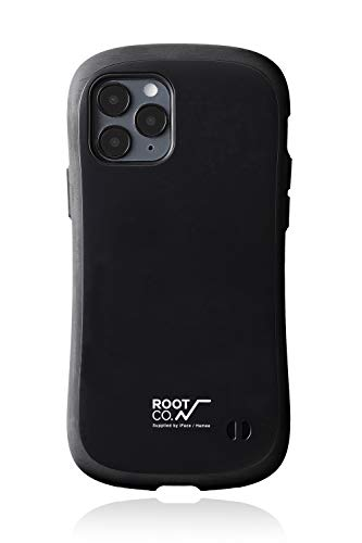 【ROOT CO.】[iPhone 12/12 Pro専用]ROOT CO. GRAVITY Shock Resist Case. /ROOT CO.×iFace Model(ブラック)