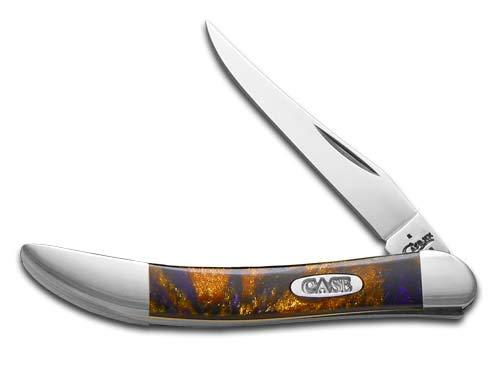 CASE XX Jubilee Corelon Toothpick Stainless Pocket Knife Knives