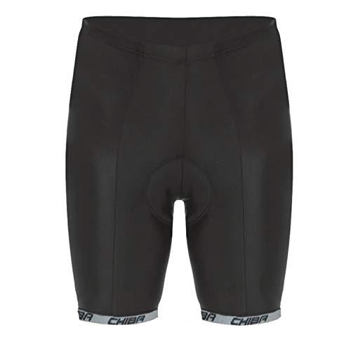 Chiba–Pantaloni Professionali, Poliammide, Uomo, Men Professional, Black, S