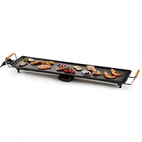 Planche teppanyaki DOMO DO8306TP DO8306TP électrique noir 1 pc(s)