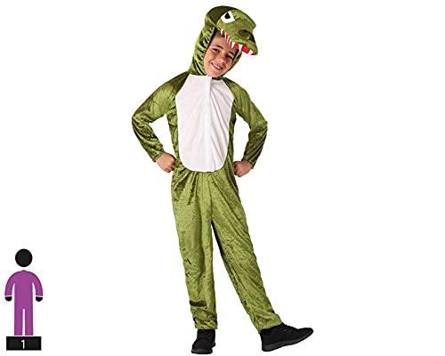 Disfraz de cocodrilo para niño o niña - 3-4 años