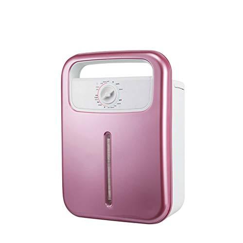 GUORHGJ Secadora de Ropa, Mini Ropa de Secado rápido para el hogar, Edredón seco para bebés, Máquina de Secado (Color : Pink)