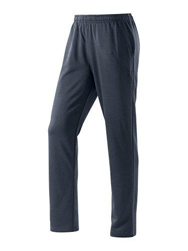 Joy Sportswear Trainingshose NICO für Herren | atmungsaktive Sporthose | Freizeit- & Funktionshose mit Reißverschluss | Komfortbund und gerade geschnittenes Bein Kurzgröße, 25, Night